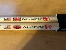 The Who Keith Moon Signature Logo Drumsticks Roger Daltry The Who