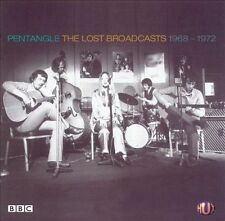 The Lost Broadcasts: 1968-1972 by Pentangle (CD, Mar-2004, 2 Discs, Hux Records…