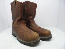 Wolverine Men's W02427 Raider Boot Brown Size 12EW