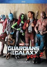 Guardians of the Galaxy Vol. 2 (DVD, 2017)