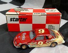 STARTER 1/43 HAND BUILT FORD THUNDERBIRD COOLS NASCAR 1985 RESIN MODEL CAR BOXED