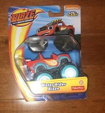 Blaze and the Monster Machines Water Rider Blaze Die-Cast Toy Vehicle New