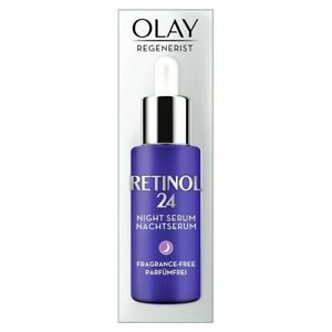 Oil of Olay regenerist retinol 24 night serum brand new and sealed 40ml