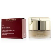 Clarins Skin Illusion Mineral & Plant Extracts Loose Powder - #112 Amber 13g