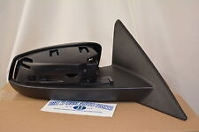 2011-2012 Ford Mustang black power right hand passenger Side View Mirror OEM