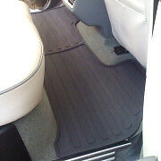 Range Rover L322 Rubber Mats - Rear Pairs Moulded  AUTO-304