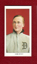 TY COBB T206 High Quality REPRINT CCC 1988 Old Mill Cigarettes