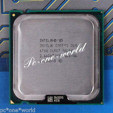 100% OK SL9S7 SL9ZF Intel Core 2 Duo E6700 2.66 GHz Dual-Core Processor CPU