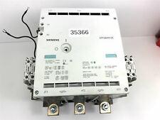 Siemens 3TF6844-0C Contacteur de Puissance Protection Contacor