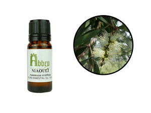 Essential Oil Niaouli 100% Pure Aromatherapy Undiluted Uncut 10ml - 1 Litre UK