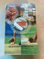 1994 Score Baseball - Series 1 - Factory Sealed Box (36 Packs) -DREAM TEAM CARDS