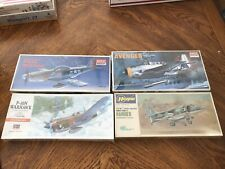 ~4~ 1/72 Scale Model Kits See Pictures Lot #1