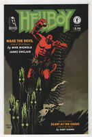 Hellboy Wake the Devil #4 (Sep 1996) [Silent as the Grave] Mike Mignola Gianni X