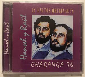 Hansel Y Raul/12 Exitos Originales Charanga 76/Collector's Item/ Best Price! 🔥