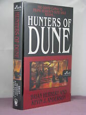 1st, signed by both, Hunters of Dune by Brian Herbert & Kevin J Anderson (2006)