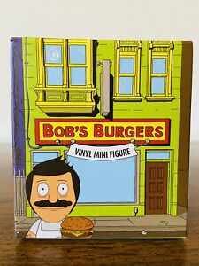 Kidrobot Bobs Burgers 3 Inch Vinyl Mini Figure Series 1 Blind Box Sealed In Box