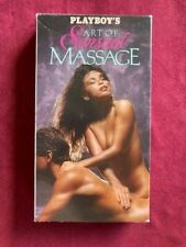ART OF SENSUAL MASSAGE - VHS