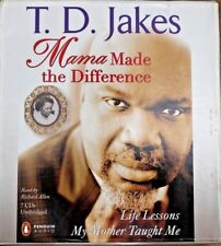 Mama Made the Difference, Jakes, T. D. Book