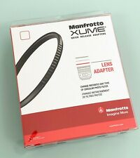 Manfrotto Xume Magnetic Lens Adapter