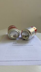 Damien Hirst Signed Coke/Diet Coke Full Set  - with Papers