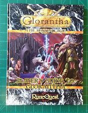 Glorantha The Second Age Player's Guide RuneQuest 2006 Mongoose MGP 8109