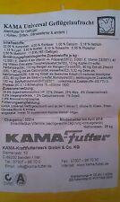 Kama Universal Geflügelaufzuchtfutter Geflügelkorn Geflügelfutter 0,55€/Kg