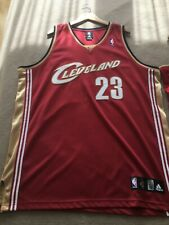 Authentic Jersey Lebron James Cleveland Cavaliers PRO CUT Lakers Heat Adidas