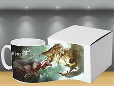 MONSTER HUNTER World PS4/XBOX ONE-Tazza da caffè Cup-Gaming-JRPG-Gaming