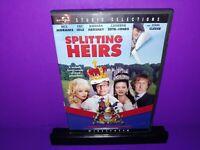 Splitting Heirs (DVD, 2004) Rick Moranis,Catherine Zeta-Jones B489
