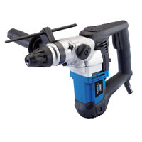 DRAPER STORM FORCE® 76490 SDS+ ROTARY HAMMER DRILL KIT WITH ROTATION STOP 240V