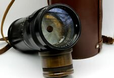 Vintage TAIR 33 4.5/300 Russian Telephoto Lens Custom to m42 mount Retro Photo