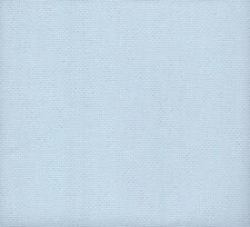 DMC 14ct Aida Cross Stitch Fabric Iridescent/Sparkly Blue 49x54cms