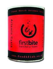 Firstbite super hatch artemia cysts ( brineshrimp eggs) 100g Tin-marine, coral