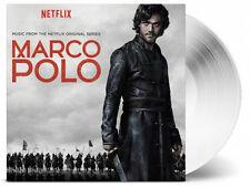 OST -  MARCO POLO (TV SERIES) Ltd. White Transparent colour 180g vinyl  2LP NEW