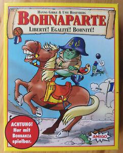 Bohnaparte - Bohnanza Erweiterung # NEU & UNGESPIELT # Amigo