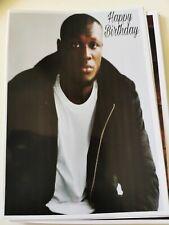 Stormzy, Rapper Birthday Card