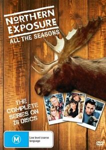 Northern Exposure Series Collection (DVD, 28-Disc Set) NEW
