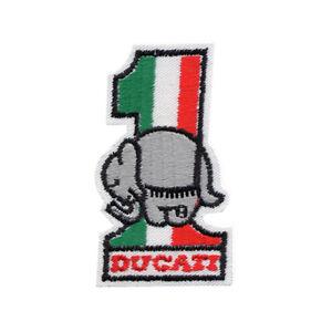 Ducati Sew On Patch