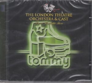 """Tommy - Highlights """"London Theatre Orch. & Cast"""" NEW & SEALED CD Posted From UK"""