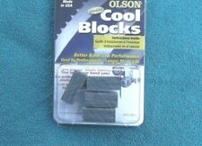 BS100 GENUINE OLSON COOL BLOCKS REPLACES DELTA BS100 BAND SAW BLADE GUIDE BLOCKS