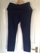 Asos Skinny Jeans Size 8 Short Indigo Dark Blue Stretch Excellent Condition
