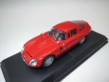 BEST  Alfa  Romeo  TZ1  (rot)  1:43  in Vitrine !