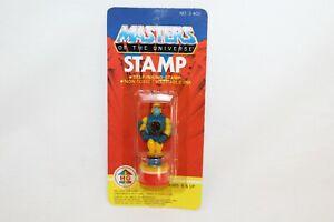 Vintage Masters of the Universe He-Man MOTU Sy-Klone Stamper 1985 Mattel