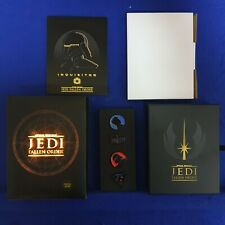 STAR WARS JEDI FALLEN ORDER Light Up Box Collector's Edition NO GAME/STEEL