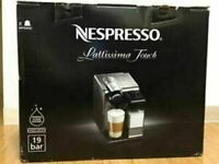 Nespresso coffee maker Ratishima-touch white F511WH DC100V from Japan FAST SHIP
