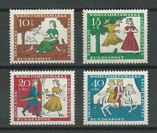 Bund Mi.Nr. 485-488** (1965) postfrisch/Wohlfahrt (Aschenputtel)