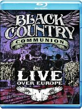 BLACK Country Communion-Live Over Europe BLU-RAY NUOVO