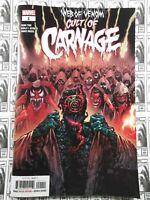 Web of Venom Cult of Carnage (2019) Marvel - #1, Frank Tieri/Danilo Beyruth, NM