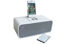 CURVE 90° CLASSIC MP3 SOUND SYSTEM LAUTSPRECHER DOCKING STATION IPOD IPAD IPHONE