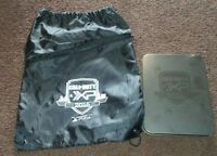 Call Of Duty Xp PS4 2016 Promotional Bag & Metal Case With Patch Rare Freeshipng